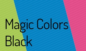Magic Colors Black